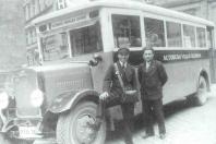Historické autobusy 01