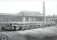 Historické autobusy 02