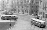 Historické autobusy 05